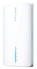 Portable Battery Powered 3G/4G Wireless N Router TL-MR3040